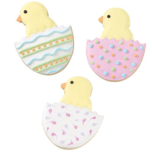 Easter Chirpers Cookies