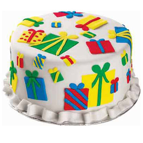 A Gift For You Cake