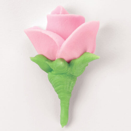 Rosebud With Side Petals