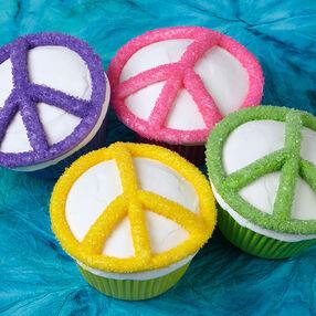 Peace Of Cake Cupcakes
