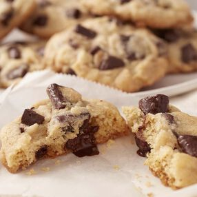 Wilton Chocolate Chunk Cookies Recipe