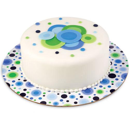 Circular Fun Cake