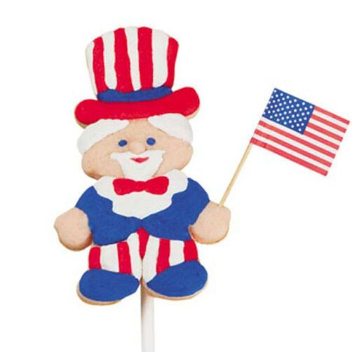 Stick With Uncle Sam Cookie