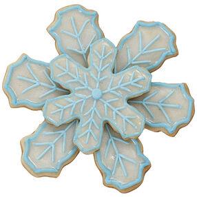 Snowflake Shine Cookies