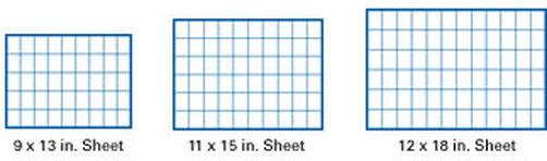 1/4 sheet cake serves how many