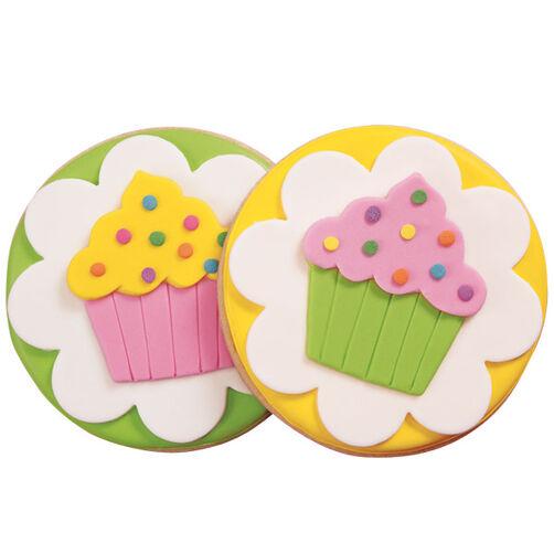 Cupcakes Go Crunchy
