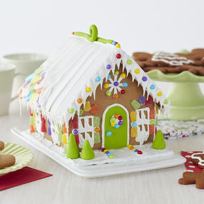 Candy Sweet Gingerbread House #5