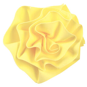 Ruffled Ribbon Rose with Sugar Sheets