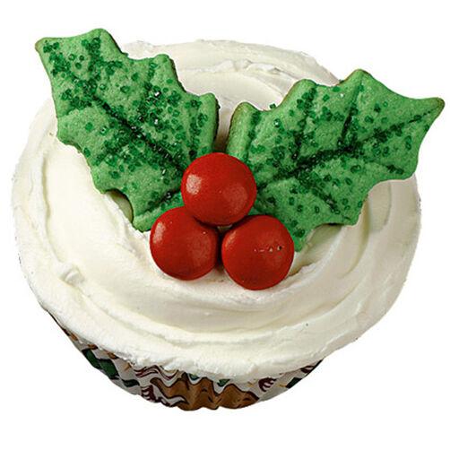 Holly Jolly Cupcakes
