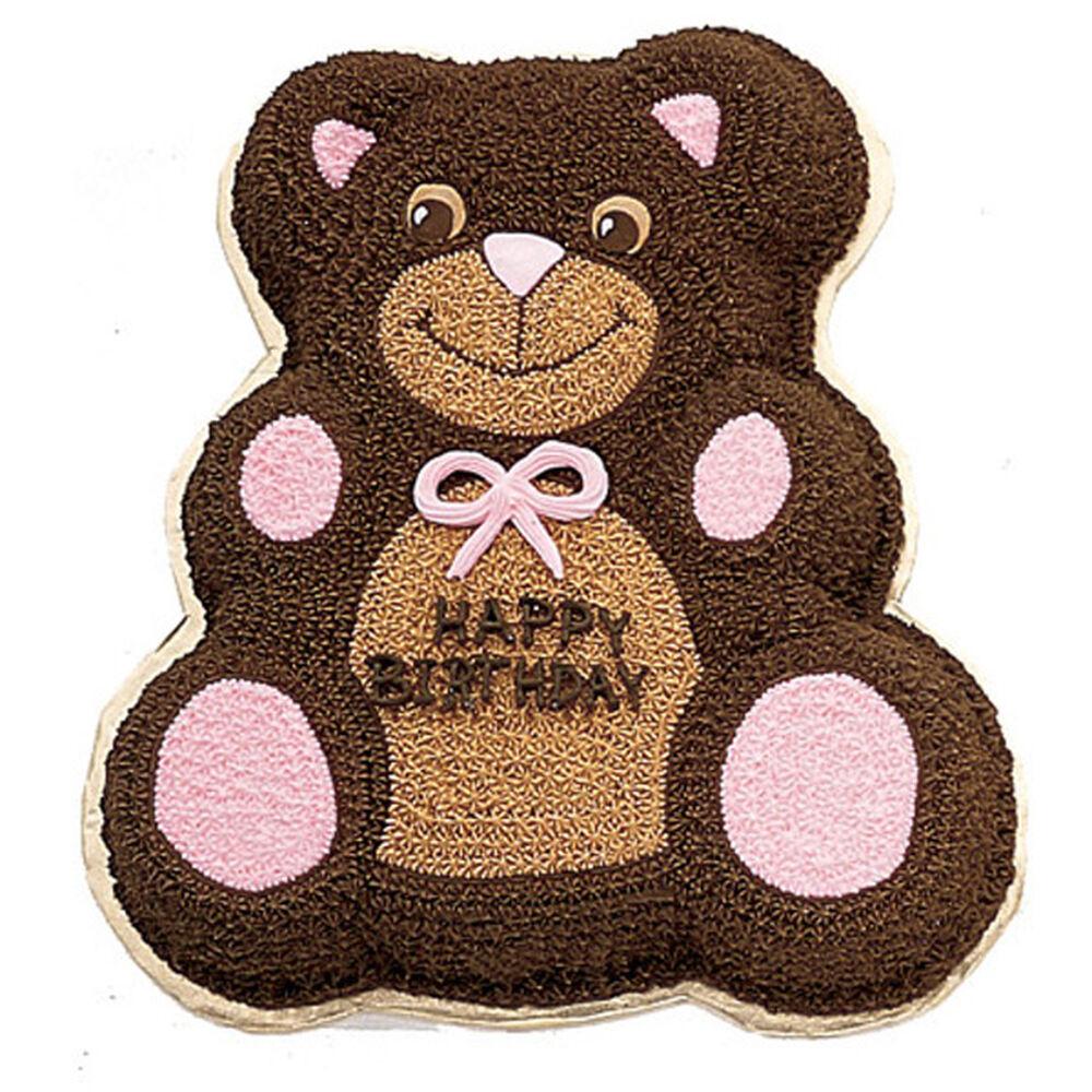 Huggable Teddy Bear Cake Wilton
