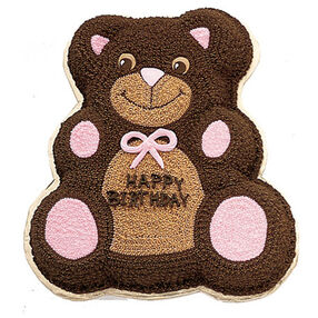 Huggable Teddy Bear Cake