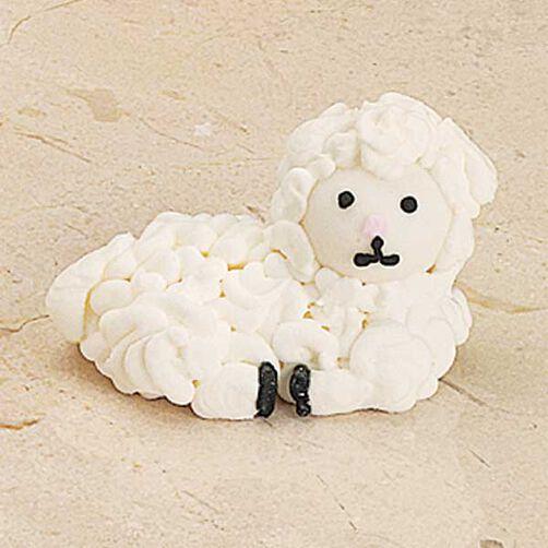 Lamb Laying Down