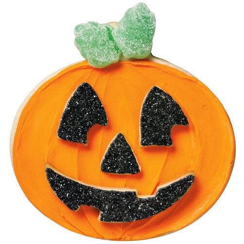 Spearmint Top Pumpkin Cookie