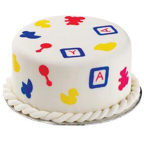 Baby Talk Cake