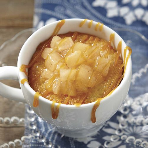 Wilton Mug Apple Pies