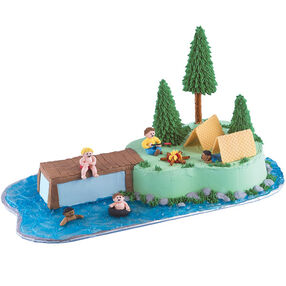 Park Paradise Cake