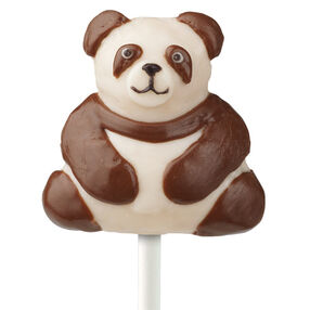 Panda Bear Cake on a Stick