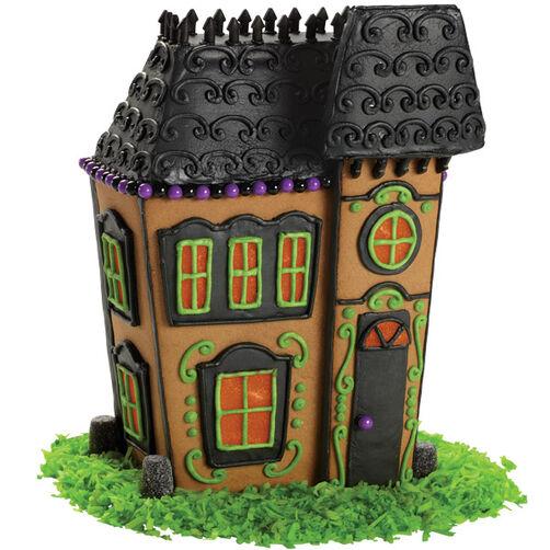 Spooky Scrolls Cookie House