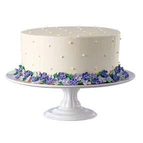 Quiet Violets Cake
