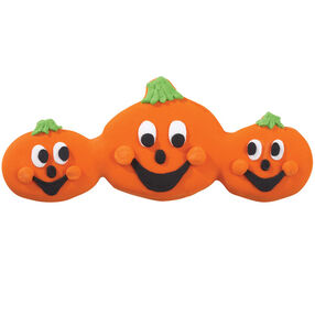 Smiling Jacks Pumpkin Trio Cookies