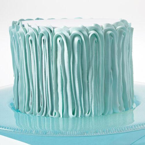 Zigzag Ombre Cake!
