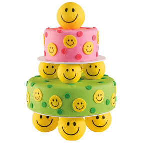 Piles Of Smiles! Cake
