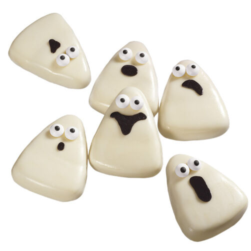 Ghost Glee Club Cookies