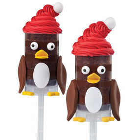 Winter Waddlers Penguin Treat Pops