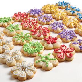 Spritz Blizzard! Cookies