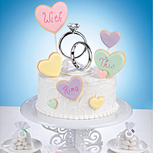 Linked by Love Cake
