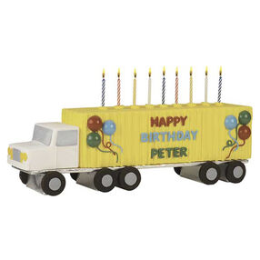 Delivering Good Wishes Cake