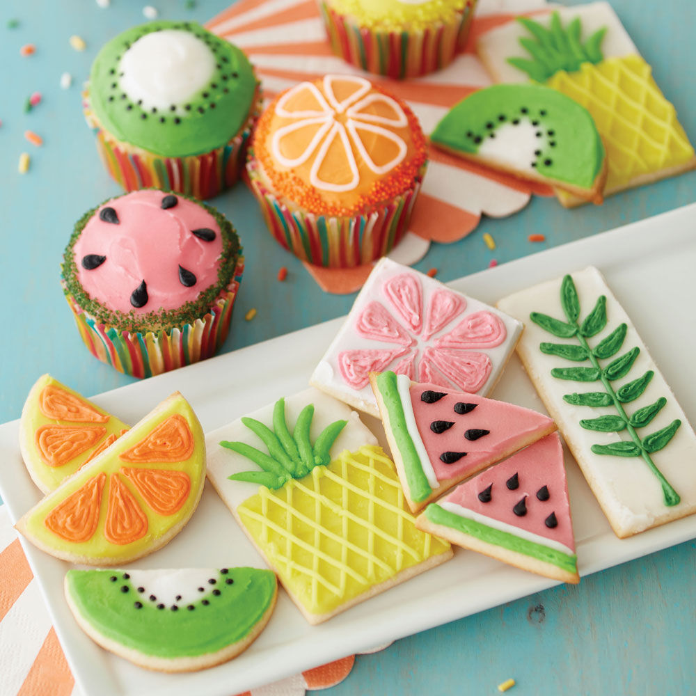 Cupcakes Decorating Ideas Wilton