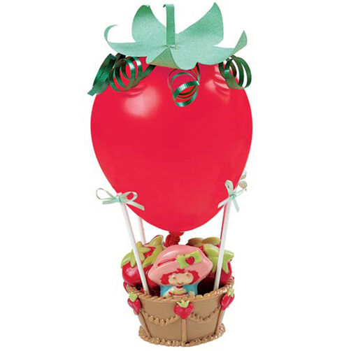 Berry Balloon Candy
