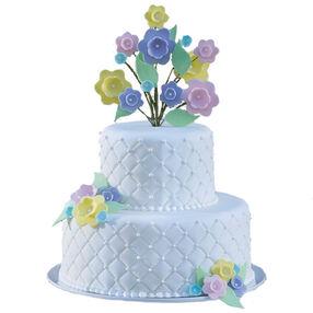Perky Petals Cake
