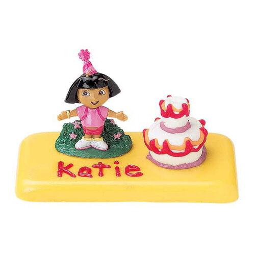 Explore with Dora! Candy Plaque