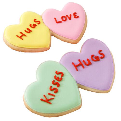 Heart To Heart Cookies