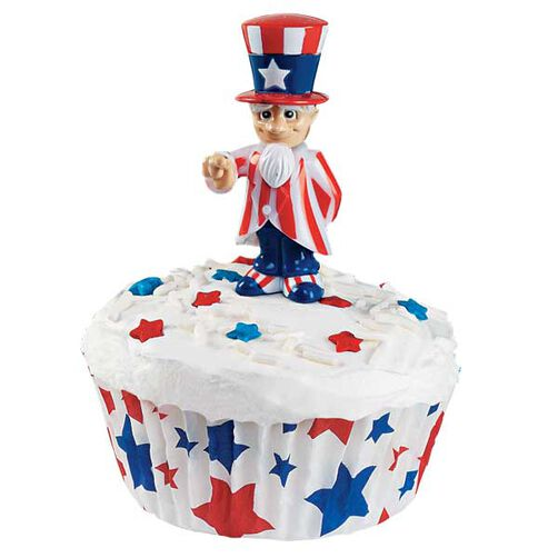 Uncle Sam Wants Cupcakes