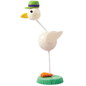 Stand-Up Stork Cake Pops