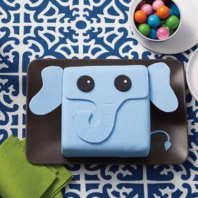 Wilton Elephant Cake