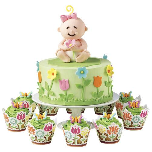 Our Garden Girl Cake