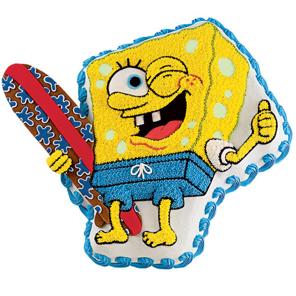 spongebob squarepants icing color set wilton