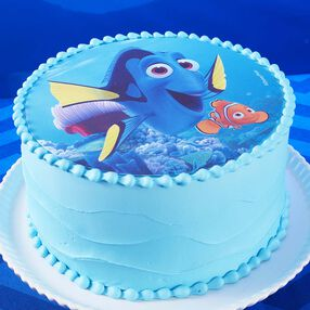 Wilton Just Keep Swimming! Finding Dory Cake
