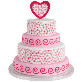 Swirling Dervish Cake