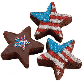 Star-Making Brownies