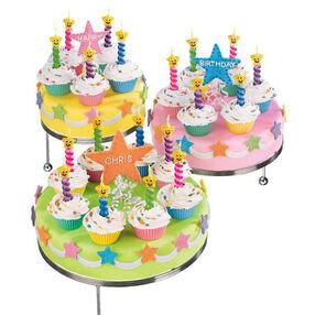 Sizzling Stars Cake
