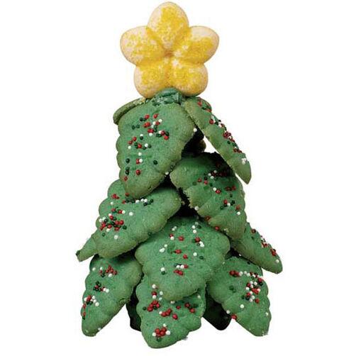 Spritz Spruce Cookies