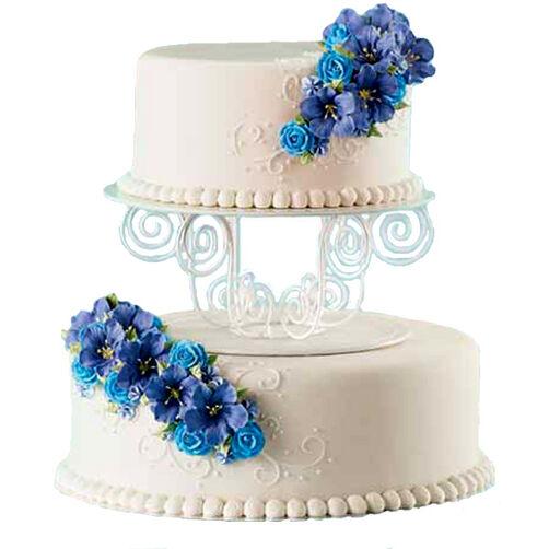 Floral Cascades Cake