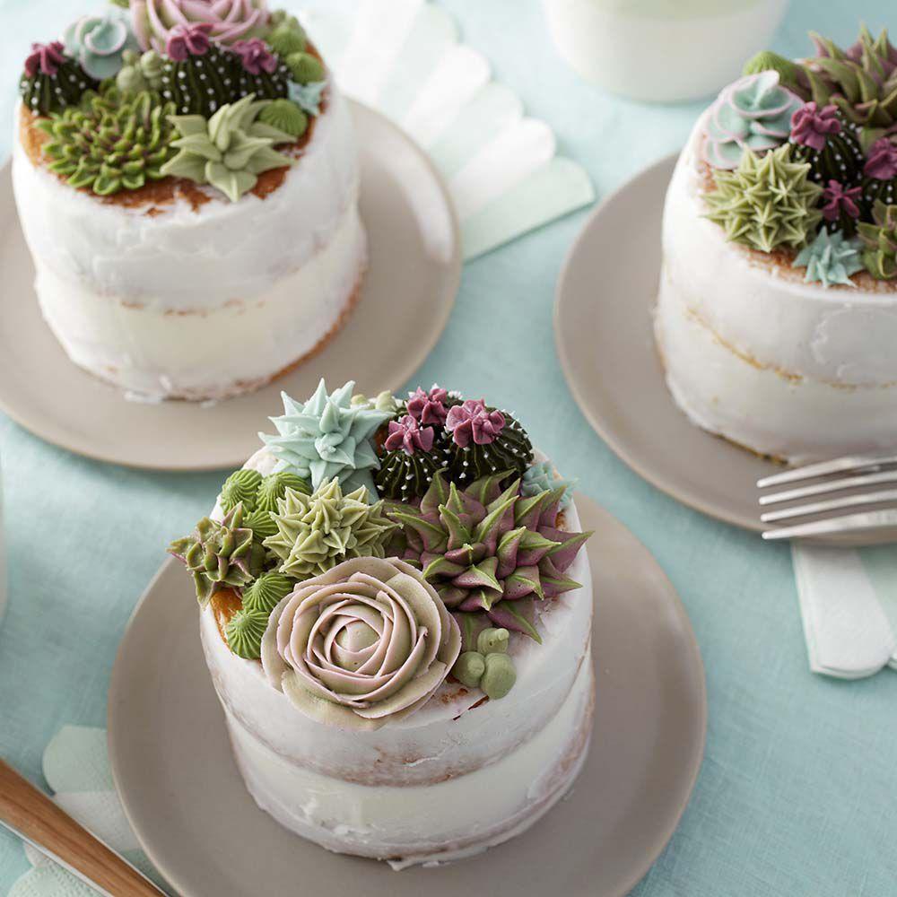 Small Sugar Cake Decoration
