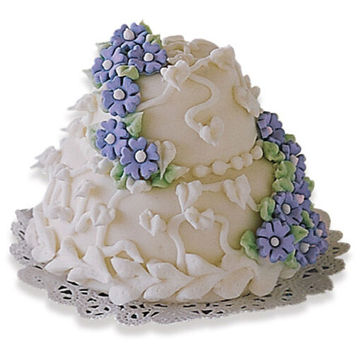 Flowering Vines Mini Cakes