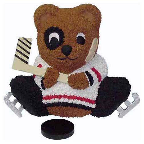Hockey Veteran Cake